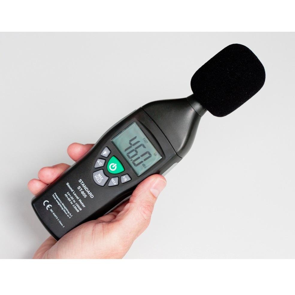 livello di rumore e progettazione acustica