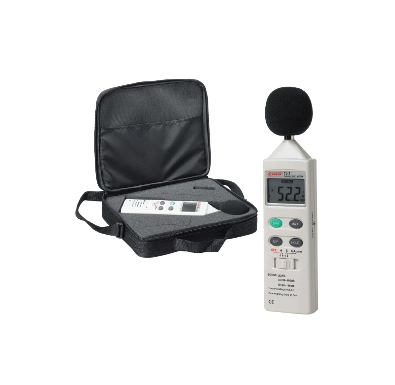 decibelmetre progettazione acustica essecivi srl