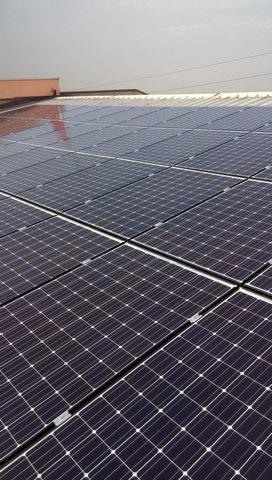 Impianti fotovoltaico